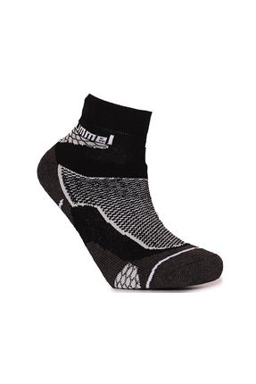 Technical Ancle Socks Siyah Çorap