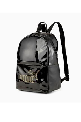 Core Up Backpack Siyah Sırt Çantası