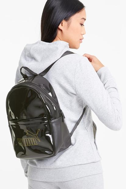 Puma Core Up Backpack Siyah Sırt Çantası 077918-01